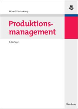 Produktionsmanagement, 6th Edition