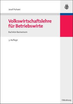 Volkswirtschaftslehre für Betriebswirte, 3rd Edition