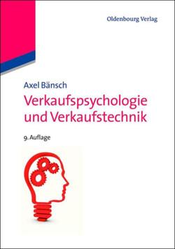 Verkaufspsychologie und Verkaufstechnik, 9th Edition