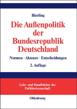 Die Außenpolitik der Bundesrepublik Deutschland, 2nd Edition