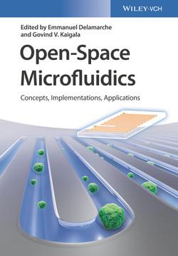 Open-Space Microfluidics