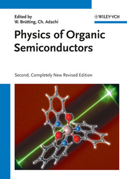 Physics of Organic Semiconductors, 2nd, Completely New Revised Edition
