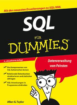 SQL für Dummies®