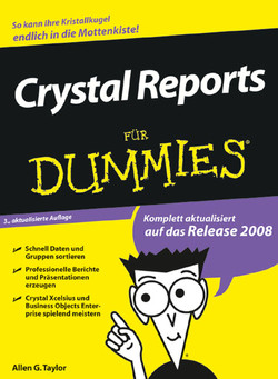 Crystal Reports für Dummies®