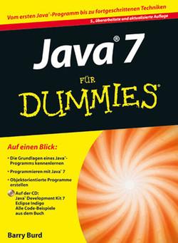 Java 7 für Dummies, 5. überarbeitete und aktualisierte Auflage