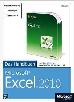 Microsoft Excel 2010 - Das Handbuch