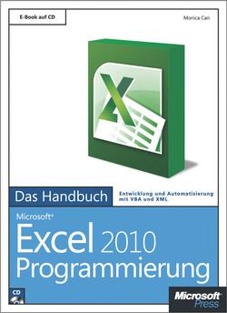 Microsoft Excel 2010-Programmierung - Das Handbuch