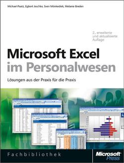 Microsoft Excel im Personalwesen, 2., aktualisierte und erweiterte Auflage