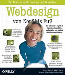 Webdesign von Kopf bis Fuss