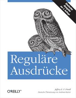 Reguläre Ausdrücke, 3rd Edition