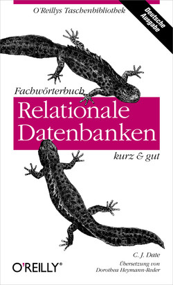 Fachwörterbuch Relationale Datenbanken kurz & gut