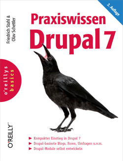 Praxiswissen Drupal 7, 2nd Edition