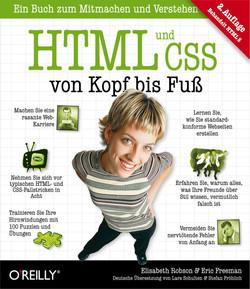 HTML & CSS von Kopf bis Fuß, 2nd Edition