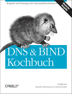 DNS & BIND Kochbuch