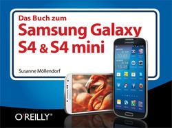 Das Buch zum Samsung Galaxy S4 & S4 mini