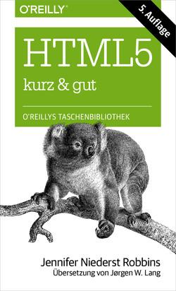 HTML5 kurz & gut, 5th Edition