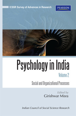 Psychology in India, Volume 2