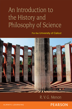 An Introduction to the History and Philosophy of Science