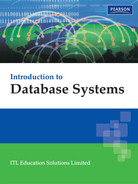 book cover: Introduction to database systems