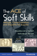 book cover: The ACE of Soft Skills