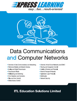 Express Learning: Data Communications and Computer Networks