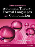 book cover:  Introduction to automata theory, formal languages and computationIntroduction to automata theory, formal languages and computation